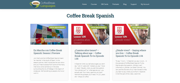 ▻ 10 best (free) Podcasts to learn Spanish: Beginners and Intermediate