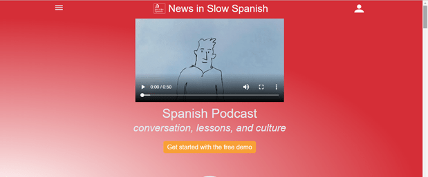 ▻ 10 best (free) Podcasts to learn Spanish: Beginners and