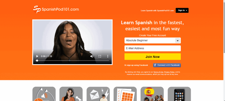 Spanish Podcasts - SpanishPod101